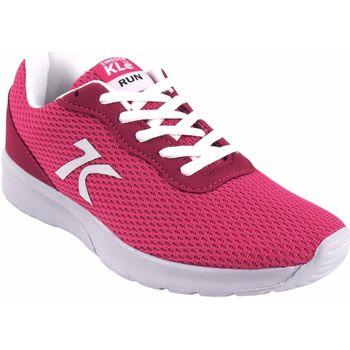 Sapatos Mulher Sapatilhas Sweden Kle Sapato de senhora  882054 fuxia Rosa