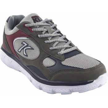 Sapatos Homem Sapatilhas Sweden Kle Esporte masculino  882053 cinza Cinza