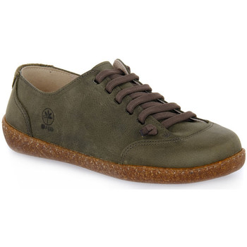 Sapatos Homem Sapatilhas Bioline FUMO EGEO INGRASSATO Marrone