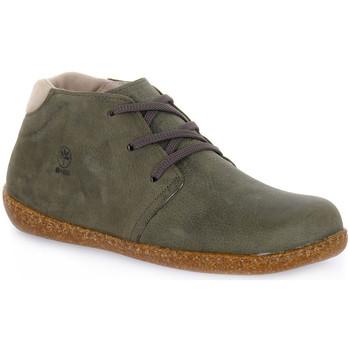 Sapatos Homem Botas baixas Bioline FUMO YUMA Grigio