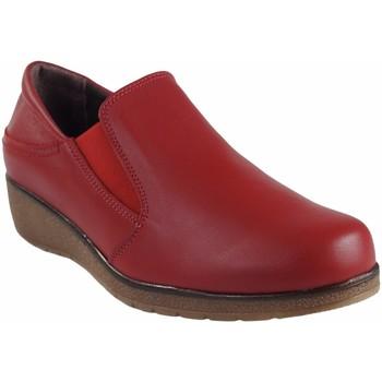 Sapatos Mulher Sapato de vela Bellatrix Sapato de senhora  7560 vermelho Vermelho