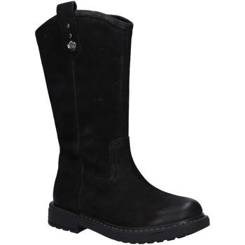 Sapatos Rapariga Botas Geox J949QE 000MW J ECLAIR Negro