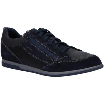 Sapatos Homem Multi-desportos Geox U044GA 022ME U RENAN Azul