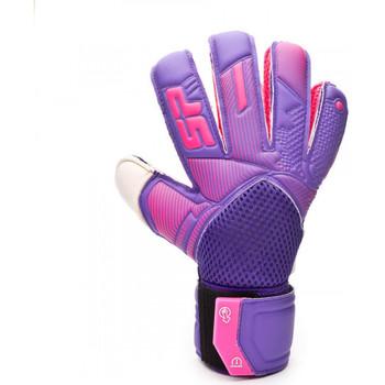 Acessórios Luvas Sp Fútbol Earhart 3 Iconic Criança Purple-Pink