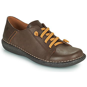 Sapatos Mulher Sapatos Casual Attitude NIPITE Castanho