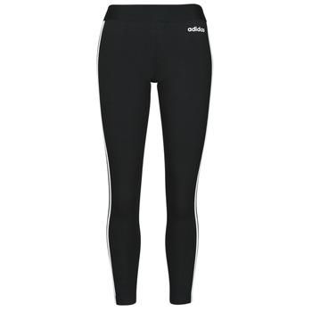 Textil Mulher Collants adidas Originals W E 3S TIGHT Preto / Branco