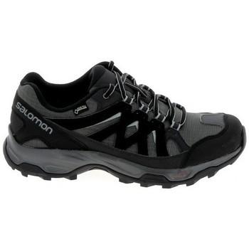 Sapatos Sapatos de caminhada Salomon Effect GTX Noir Gris Preto