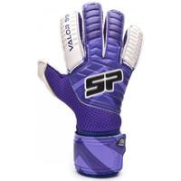 Acessórios Luvas Sp Fútbol Valor 99 RL Iconic Protect Criança Purple-White