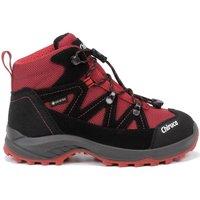 Sapatos Criança Sapatos de caminhada Chiruca Botas  Troll 09 Gore-Tex Vermelho