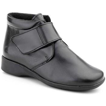 Sapatos Mulher Botas baixas Morxiva Shoes Mocasin de mujer de piel by Alto Estilo Noir