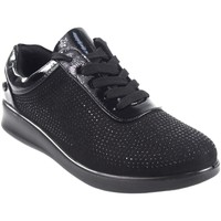 Sapatos Mulher Sapatilhas Amarpies 18840 AST Negro