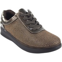 Sapatos Mulher Sapatilhas Amarpies 18840 AST Marrón