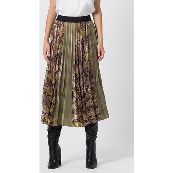 Textil Mulher Saias Kocca Saia MONUT Multicolor