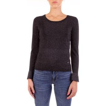 Textil Mulher camisolas Yes Zee M028-IG00 Preto