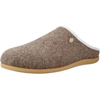 Sapatos Mulher Chinelos Hot Potatoes 60742G Beis