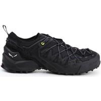 Sapatos Homem Sapatos de caminhada Salewa MS Wildfire Edge Gtx Preto