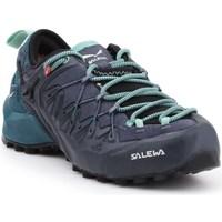 Sapatos Mulher Sapatos de caminhada Salewa WS Wildfire Edge Gtx Grafite