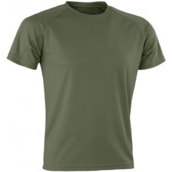 Textil Homem T-Shirt mangas curtas Spiro SR287 Combate