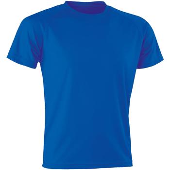 Textil Homem T-Shirt mangas curtas Spiro SR287 Real