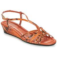 Sapatos Mulher Sandálias Amalfi by Rangoni NAMIBIAPRT Laranja