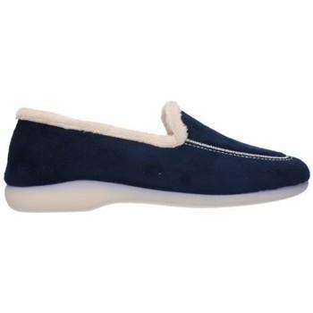Sapatos Mulher Chinelos Norteñas 4-320 Mujer Azul marino bleu