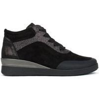 Sapatos Mulher Botins Ara Brighton Black