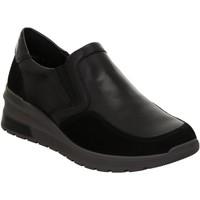 Sapatos Mulher Mocassins Ara Neapel Tron Hs Black