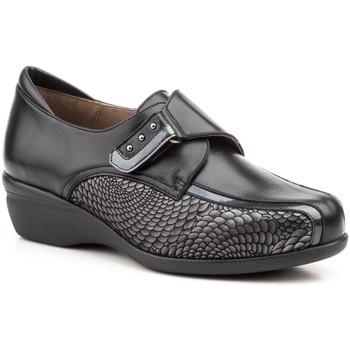 Sapatos Mulher Mocassins Gavi's Shoes Para Ella Mocasin de mujer de piel by Alto Estilo Noir