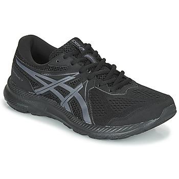 Sapatos Homem Sapatilhas de corrida Asics CONTEND 7 Preto