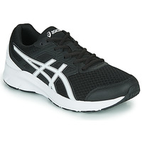 Sapatos Homem Sapatilhas de corrida Asics JOLT 3 Preto / Branco
