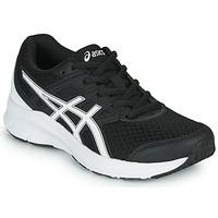 Sapatos Mulher Sapatilhas de corrida Asics JOLT 3 Preto / Branco