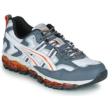 Sapatos Homem Sapatilhas Asics NANDI 360 Branco / Cinza