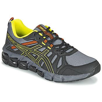 Sapatos Homem Sapatilhas Asics VENTURE 7 180 Preto / Amarelo