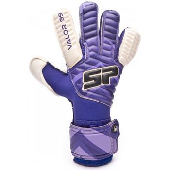 Acessórios Luvas Sp Fútbol Valor 99 RL Pro Criança Purple-White