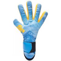 Acessórios Luvas Sp Fútbol No Goal Zero Iconic Niño Blue-Yellow