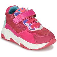 Sapatos Rapariga Sapatilhas de cano-alto Agatha Ruiz de la Prada BRAZIL Rosa
