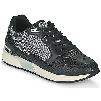 Sapatos Mulher Sapatilhas Guess MOXEA Preto