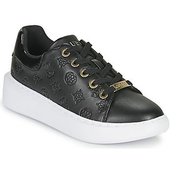 Sapatos Mulher Sapatilhas Guess BRADLY Preto