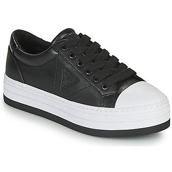 Sapatos Mulher Sapatilhas Guess BRODEY3 Preto