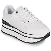 Sapatos Mulher Sapatilhas Guess HANSIN Branco