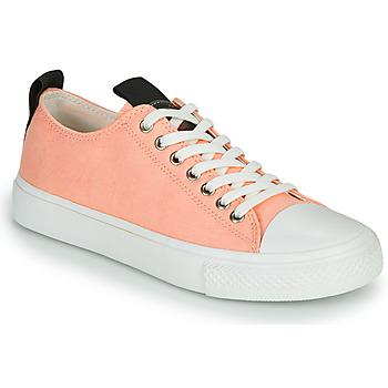 Sapatos Mulher Sapatilhas Guess EDERLA Rosa