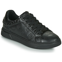 Sapatos Mulher Sapatilhas Guess RIYAN Preto