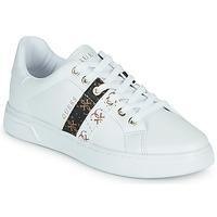 Sapatos Mulher Sapatilhas Guess REEL Branco