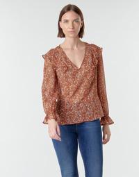 Textil Mulher Tops / Blusas Naf Naf  Multicolor