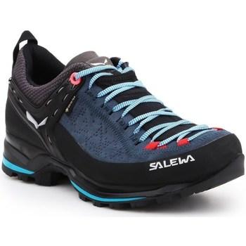 Sapatos Mulher Sapatilhas Salewa WS Mtn Trainer 2 Gtx Preto,Azul marinho