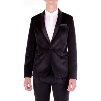 Textil Homem Casacos/Blazers Manuel Ritz 2930GR2139-203628 Preto