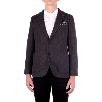 Textil Homem Casacos/Blazers Manuel Ritz 2932G2038M-203691 Preto