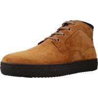 Sapatos Homem Botas baixas Stonefly VOYAGER HDRY 2 SHADE VELOUR Marron