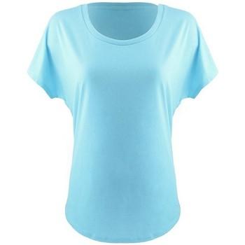 Textil Mulher T-Shirt mangas curtas Next Level NX1560 Cancun