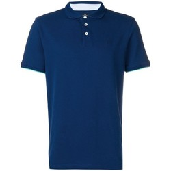 Textil Homem Polos mangas curta Hackett  Azul